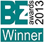 BE2 Awards Winner 2013
